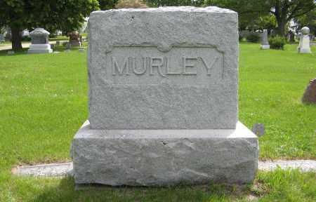 MURLEY, (FAMILY MONUMENT) - Dodge County, Nebraska   (FAMILY MONUMENT) MURLEY - Nebraska Gravestone Photos