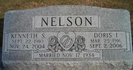 NELSON, DORIS I - Dodge County, Nebraska | DORIS I NELSON - Nebraska Gravestone Photos