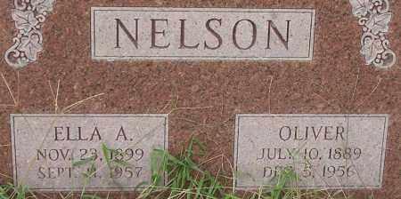 GROENERT NELSON, ELLA - Dodge County, Nebraska | ELLA GROENERT NELSON - Nebraska Gravestone Photos