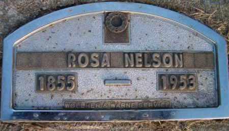 NELSON, ROSA ISABELLE - Dodge County, Nebraska | ROSA ISABELLE NELSON - Nebraska Gravestone Photos
