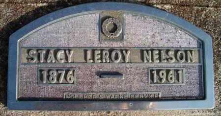NELSON, STACY LEROY - Dodge County, Nebraska | STACY LEROY NELSON - Nebraska Gravestone Photos