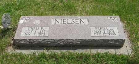 NIELSEN, FREDA L. - Dodge County, Nebraska | FREDA L. NIELSEN - Nebraska Gravestone Photos