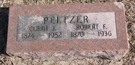 PELTZER, ROBERT F. - Dodge County, Nebraska | ROBERT F. PELTZER - Nebraska Gravestone Photos
