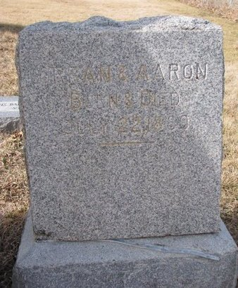 PLANTZ, ORRAN - Dodge County, Nebraska | ORRAN PLANTZ - Nebraska Gravestone Photos