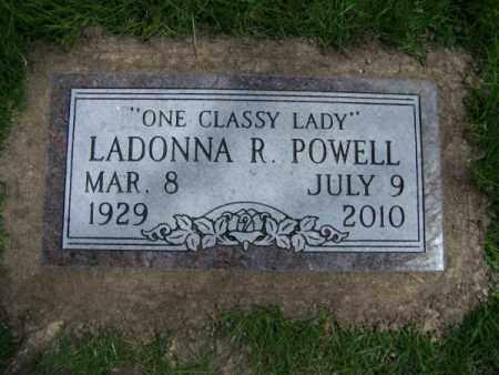 POWELL, LADONNA - Dodge County, Nebraska | LADONNA POWELL - Nebraska Gravestone Photos