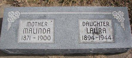 ROGERS, LAURA - Dodge County, Nebraska | LAURA ROGERS - Nebraska Gravestone Photos