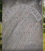 SAISPAIR, MARY - Dodge County, Nebraska   MARY SAISPAIR - Nebraska Gravestone Photos