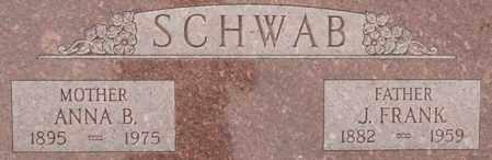 SOMMERS SCHWAB, ANNA - Dodge County, Nebraska | ANNA SOMMERS SCHWAB - Nebraska Gravestone Photos