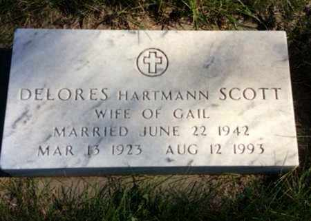 SCOTT, SCOTT - Dodge County, Nebraska | SCOTT SCOTT - Nebraska Gravestone Photos