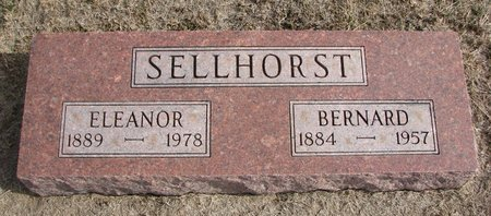 SELLHORST, ELEANOR - Dodge County, Nebraska | ELEANOR SELLHORST - Nebraska Gravestone Photos