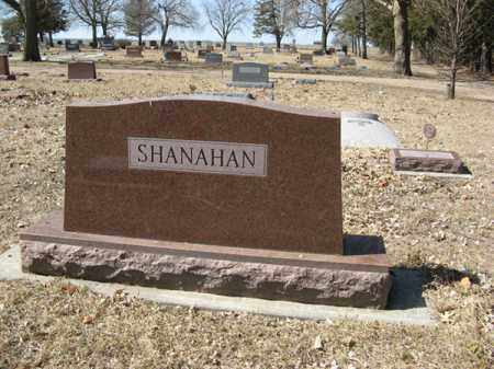 SHANAHAN, FAMILY - Dodge County, Nebraska | FAMILY SHANAHAN - Nebraska Gravestone Photos