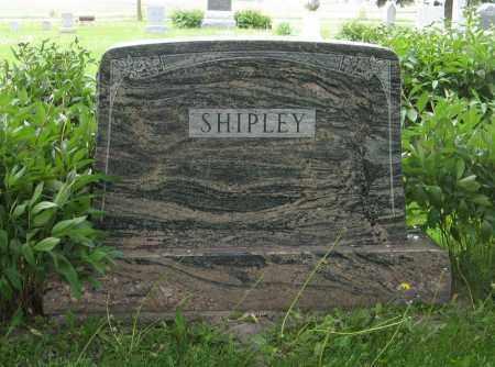 SHIPLEY, (FAMILY MONUMENT) - Dodge County, Nebraska   (FAMILY MONUMENT) SHIPLEY - Nebraska Gravestone Photos