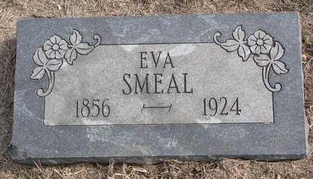 SMEAL, EVA - Dodge County, Nebraska   EVA SMEAL - Nebraska Gravestone Photos