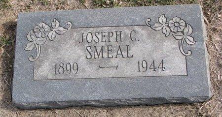 SMEAL, JOSEPH C. - Dodge County, Nebraska | JOSEPH C. SMEAL - Nebraska Gravestone Photos