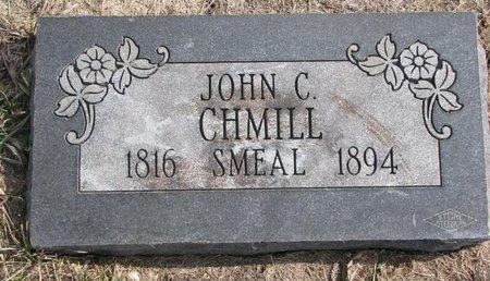 SMEAL, JOHN C. CHMILL - Dodge County, Nebraska | JOHN C. CHMILL SMEAL - Nebraska Gravestone Photos