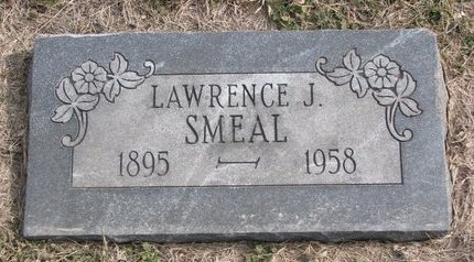 SMEAL, LAWRENCE J. - Dodge County, Nebraska | LAWRENCE J. SMEAL - Nebraska Gravestone Photos