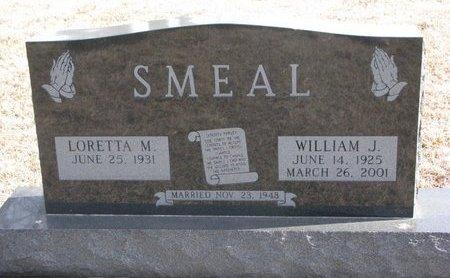 SMEAL, LORETTA M. - Dodge County, Nebraska | LORETTA M. SMEAL - Nebraska Gravestone Photos