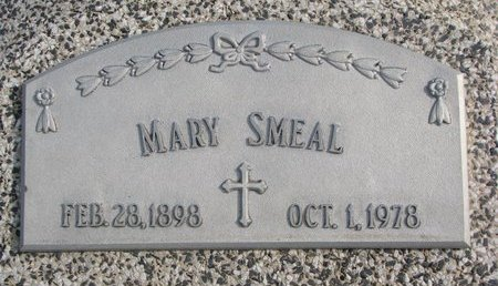 SMEAL, MARY - Dodge County, Nebraska | MARY SMEAL - Nebraska Gravestone Photos