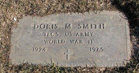 SMITH, DORIS M. - Dodge County, Nebraska | DORIS M. SMITH - Nebraska Gravestone Photos