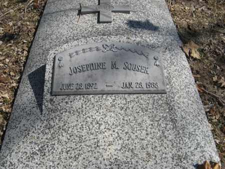 SOUSEK, JOSEPHINE M. - Dodge County, Nebraska   JOSEPHINE M. SOUSEK - Nebraska Gravestone Photos