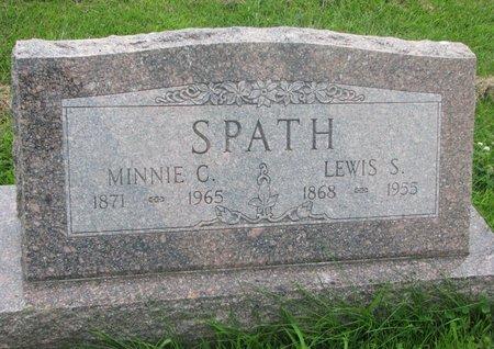 SPATH, LEWIS S. - Dodge County, Nebraska | LEWIS S. SPATH - Nebraska Gravestone Photos