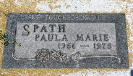 SPATH, PAULA MARIE - Dodge County, Nebraska | PAULA MARIE SPATH - Nebraska Gravestone Photos