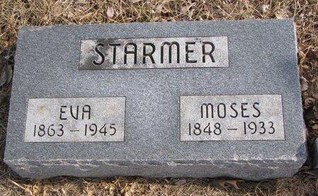 STARMER, EVA ANN - Dodge County, Nebraska | EVA ANN STARMER - Nebraska Gravestone Photos
