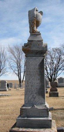 STARMER, CHARLOTTE - Dodge County, Nebraska | CHARLOTTE STARMER - Nebraska Gravestone Photos
