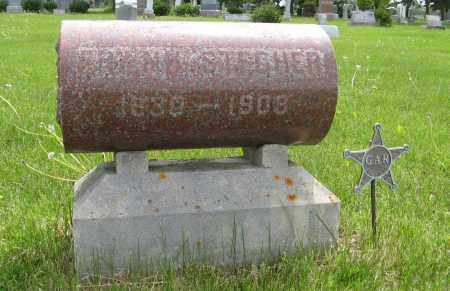 STECHER, FRANK - Dodge County, Nebraska | FRANK STECHER - Nebraska Gravestone Photos