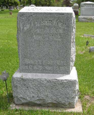 STRAYER, CHANCEY E - Dodge County, Nebraska | CHANCEY E STRAYER - Nebraska Gravestone Photos