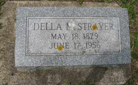 STRAYER, DELLA M. - Dodge County, Nebraska | DELLA M. STRAYER - Nebraska Gravestone Photos