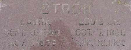MEYER STROH, LAURA - Dodge County, Nebraska | LAURA MEYER STROH - Nebraska Gravestone Photos