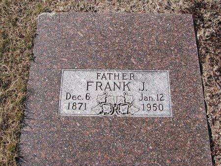 SVOBODA, FRANK J. #1 - Dodge County, Nebraska | FRANK J. #1 SVOBODA - Nebraska Gravestone Photos