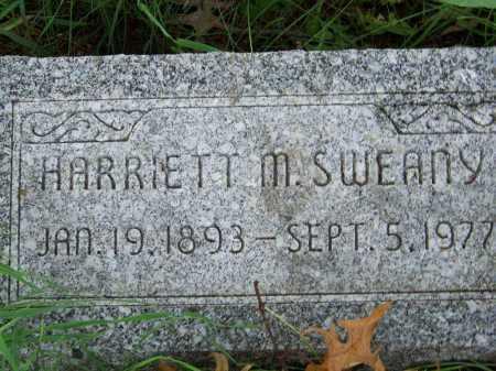 NEWSOM SWEANY, HARRIETT MARIE - Dodge County, Nebraska | HARRIETT MARIE NEWSOM SWEANY - Nebraska Gravestone Photos
