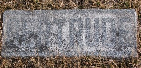 TOWNSEND, GERTRUDE (FOOTSTONE) - Dodge County, Nebraska | GERTRUDE (FOOTSTONE) TOWNSEND - Nebraska Gravestone Photos
