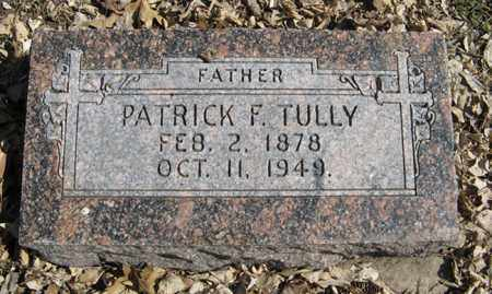 TULLY, PATRICK F. - Dodge County, Nebraska | PATRICK F. TULLY - Nebraska Gravestone Photos