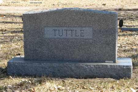 TUTTLE, FAMILY - Dodge County, Nebraska | FAMILY TUTTLE - Nebraska Gravestone Photos