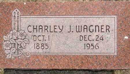 WAGNER, CHARLEY - Dodge County, Nebraska | CHARLEY WAGNER - Nebraska Gravestone Photos