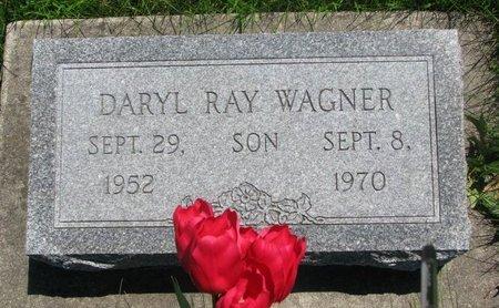 WAGNER, DARYL RAY - Dodge County, Nebraska   DARYL RAY WAGNER - Nebraska Gravestone Photos