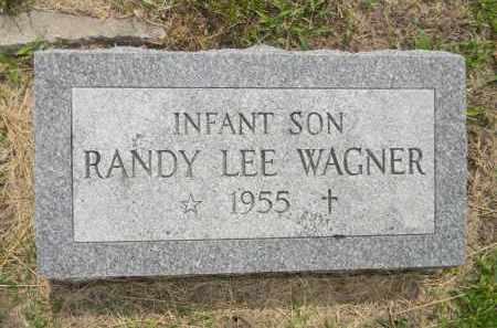 WAGNER, RANDY - Dodge County, Nebraska | RANDY WAGNER - Nebraska Gravestone Photos