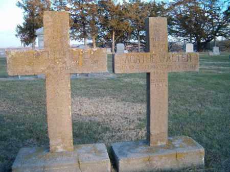 WELLHOENER, J - Dodge County, Nebraska   J WELLHOENER - Nebraska Gravestone Photos