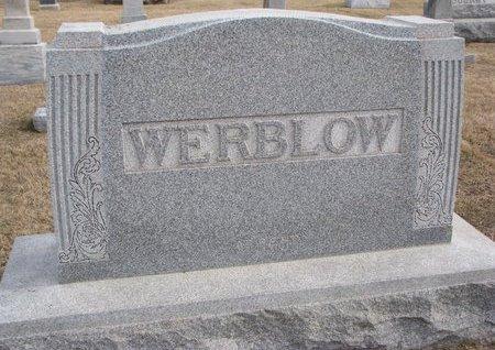WERBLOW, *FAMILY MONUMENT - Dodge County, Nebraska   *FAMILY MONUMENT WERBLOW - Nebraska Gravestone Photos
