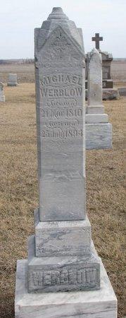 WERBLOW, MICHAEL - Dodge County, Nebraska | MICHAEL WERBLOW - Nebraska Gravestone Photos