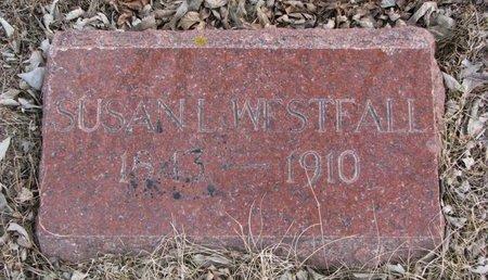 "WESTFALL, SUSANNAH ""SUSAN"" - Dodge County, Nebraska   SUSANNAH ""SUSAN"" WESTFALL - Nebraska Gravestone Photos"