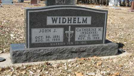 WIDHELM, CATHERINE M. - Dodge County, Nebraska | CATHERINE M. WIDHELM - Nebraska Gravestone Photos