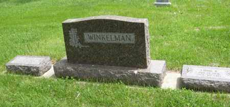 WINKELMAN, (FAMILY PLOT) - Dodge County, Nebraska | (FAMILY PLOT) WINKELMAN - Nebraska Gravestone Photos