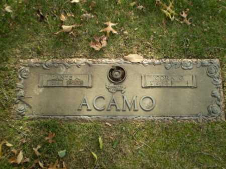 ACAMO, DANTE ANTHONY - Douglas County, Nebraska | DANTE ANTHONY ACAMO - Nebraska Gravestone Photos
