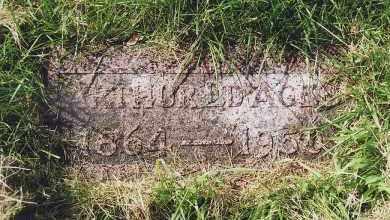 AGEE, ARTHUR ED - Douglas County, Nebraska | ARTHUR ED AGEE - Nebraska Gravestone Photos