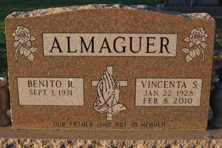 ALMAGUER, VINCENTA S. - Douglas County, Nebraska   VINCENTA S. ALMAGUER - Nebraska Gravestone Photos