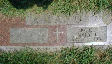 AMATO, SEBASTIANO - Douglas County, Nebraska   SEBASTIANO AMATO - Nebraska Gravestone Photos